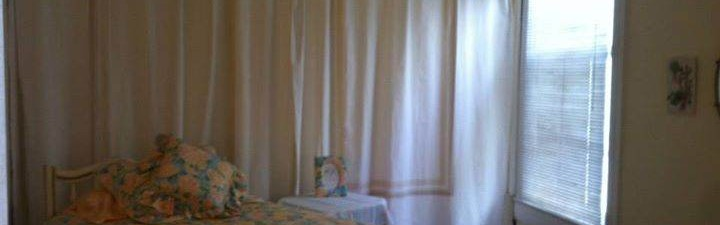 Image of a bedroom at The Kristy Love Foundation a Louisville Ky  shelter for women addicted to alcohol.